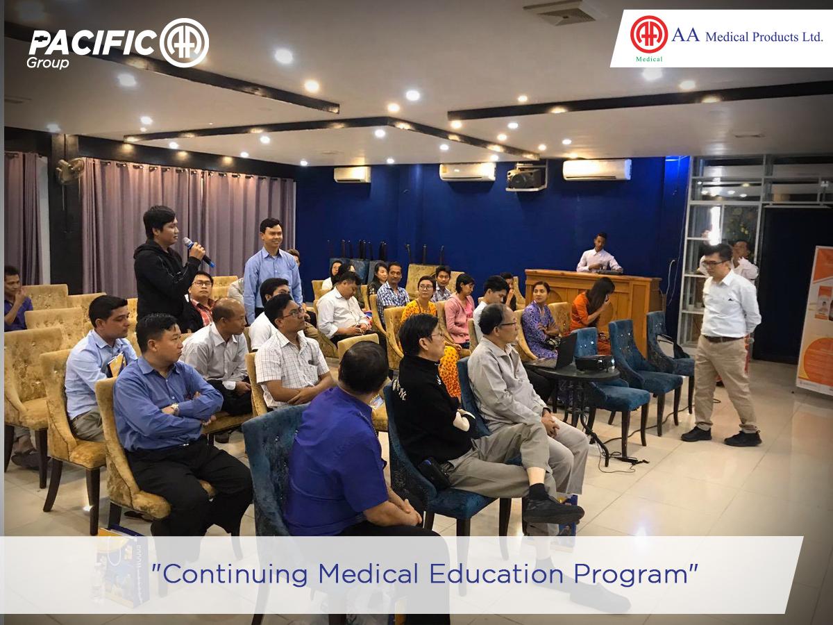 Continuous Medical Education (CME) at Hotel Tachileik