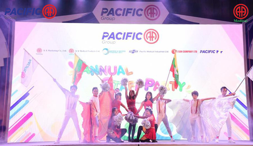 22nd Anniversary of Pacific-AA Group and AA Medical Products Ltd