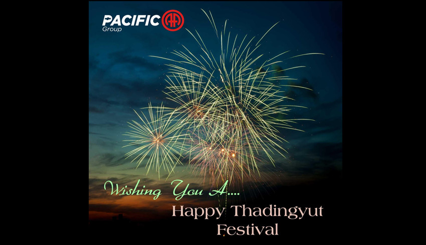 Wishing you a Happy Thadingyut Festival